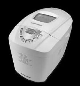 Brand New Black & Decker Digital Breadmaker-Model# B6000C