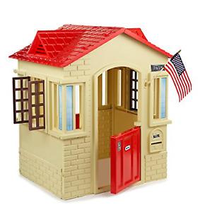 Little Tikes Cape Cottage Kids playhouse.