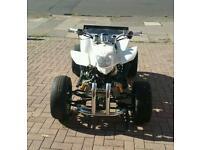 ROAD LEGAL QUAD BIKE 250cc BARGAIN £750ono OR PX/SWAP for car