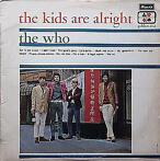 LP gebruikt - The Who - The Kids Are Alright