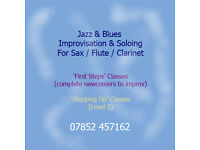 Blues & Jazz Improvisation & Soloing