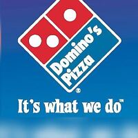 DOMINOS PIZZA DELIVERY DRIVERS