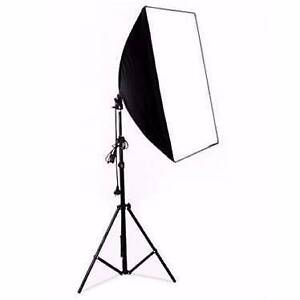 BRAND NEW: Studio Softbox Continuous Lighting Kit Abbotsford Yarra Area Preview