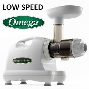 NEW OMEGA J8004 LOW SPEED NUTRITION CENTER COMMERCIAL MASTICATIN