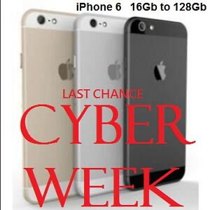 iPhone 6 (Unlocked) - CHEAPEST iPhone 16, 64, 128Gb