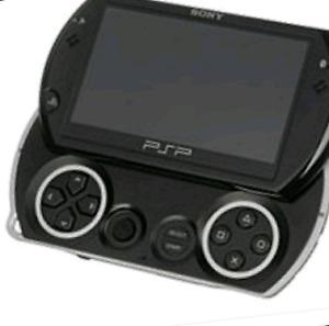 PSP Go (psp N1001)