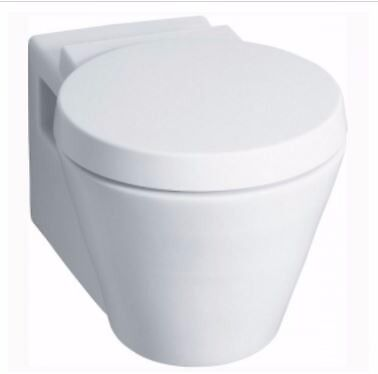 Wall Hung WC & Toilet Seat £99