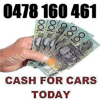 CASH FOR YOU UNWANTED CAR IN ANY CONDITION DEAD OR ALIVE Sefton Bankstown Area Preview