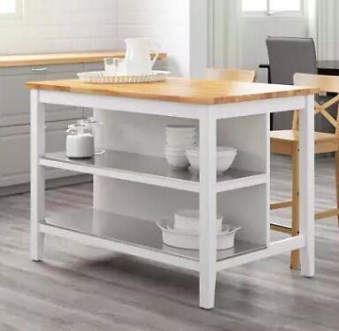 Ikea Kitchen island STENSTORP - nearly new