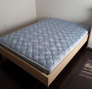 chair - desk - daybed - double size bed - mattress
