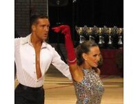 Weddings Dance & Private Latin Dance Lessons in London by Professional Dancer