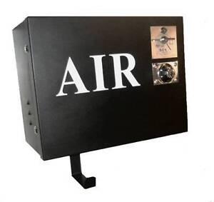 Coin operated air machine: SI-11CA - $1 Canada loonie