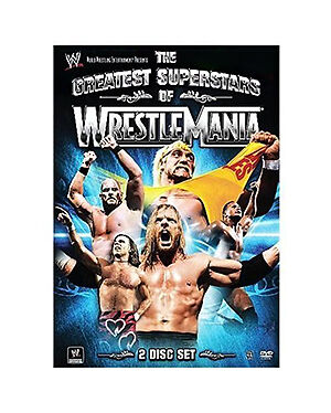 Wwe biography dvds