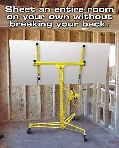 ***DRYWALL PANEL LIFT FOR RENT $20/MONTH - AVAILABLE NOW