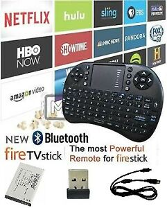 Android TV Remote Kodi Keyboard Mouse M8S MXQ A95X T95 H96 V88