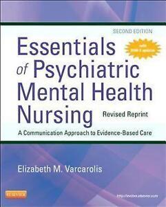 Psychiatric Mental Health Nursing Ebay