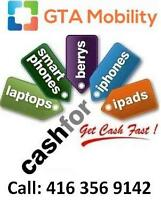 WE BUY ALL SMARTPHONES AND TABLETS - HIGHEST PRICE
