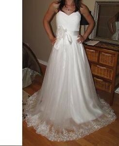 NEW WEDDING DRESSES - ROBES DE MARIEE