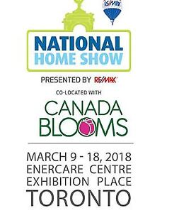 Home Show/ Canada Bloom tickets
