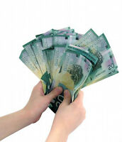 Spring Cleaning? Get paid CASH for your hard work! @ Mallysh's