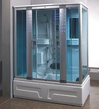 Steam Shower Sauna Whirlpool Ebay