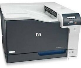 HP Colour Laserjet A3 Printer Excellent Condition. CP5220