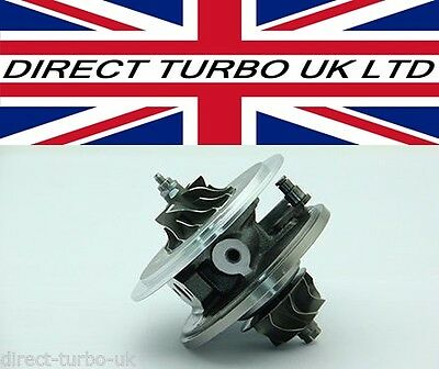 TURBOCHARGER TURBO CORE CARTRIDGE CITROEN PEUGEOT 16 HDI 110BHP