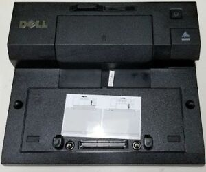 Dell Latitude E Series PR03X Docking Station E-Port