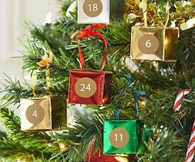 Fill your Own Advent Calender