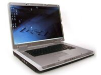 MUST BE SEEN Excellent Condition Dell Inspiron 9300 + Charger - Silver