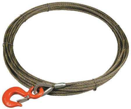 Lift-All 38Wix100 Winch Cable,3/8 In. X 100 Ft.