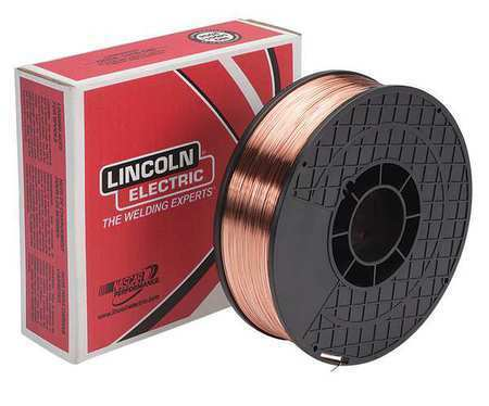 Lincoln Electric Ed023334 Mig Welding Wire,L-56,.030,Spool
