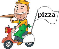 ON-Call DRIVER @ Pizza Store