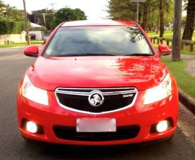 2012 Holden Cruze SRi SII 1.4L Turbo-Very Good Cond. Only 88000KM