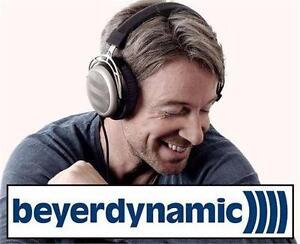 NEW BEYERDYNAMICS STEREO HEADPHONES   beyerdynamic T1 Second Generation Audiophile Stereo Headphones AUDIO 98753690