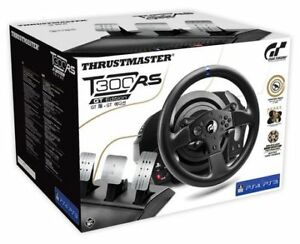 Thrustmaster T300RS GT Racing Wheel- PS4/PS3 - NEW IN BOX