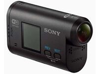 Sony HDR AS20 Action Camera amazing condition. Hardly used !