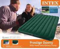 Brand new air mattress never used