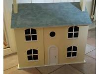 Collectors doll house