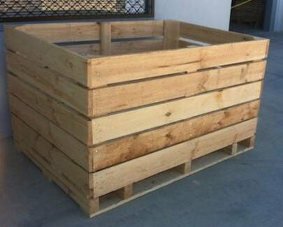 Wanted: Wooden Pallet Bins