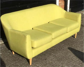 Bright, Colourful Sofa Suite