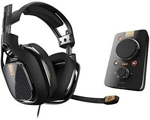 Astro A40 TR headset and mixamp