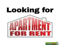 1 bed flat needed