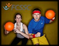 Play Co-ed, For-Fun, Adult Dodgeball in London & St. Thomas!