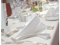 Table Linen Hire & Laundry services