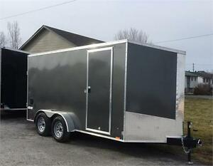 """2017 Pace 7x14' Pro Series with 6'6"""" interior Height"""