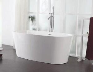 5 bains en polymarbre/5 polymarble baths