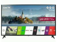 "LG 49"" 4K HDR SMART TV BOXED - receipt & warranty - ONLY £400 - RRP £529"