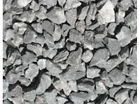 Dark Grey Limestone Chippings
