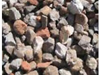 Recycled Crushed Brick & Stone 40-20mm